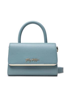 Tommy Hilfiger Tommy Hilfiger Handtasche Modern Bar Bag AW0AW10372 Grün