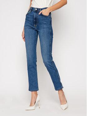 Pepe Jeans Pepe Jeans Jeans Slim Fit DUA LIPA 80'S PL203922 Blu scuro Slim Fit