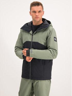 Quiksilver Snowboardová bunda Sierra EQYTJ03218 Čierna Modern Fit