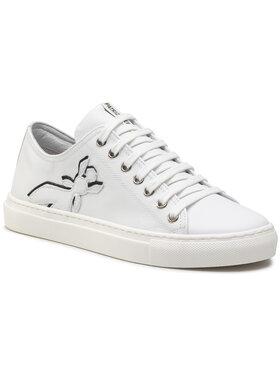 Patrizia Pepe Patrizia Pepe Sneakersy 2VA147/A3KW-W146 Bílá