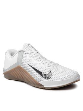 Nike Nike Batai Metcon 6 CK9388 101 Balta