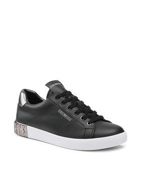 Bikkembergs Bikkembergs Sneakers Low Top Lace Up B4BKM0144 Negru