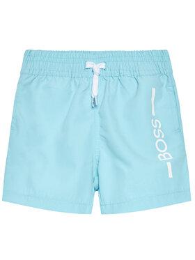 Boss Boss Pantaloncini da bagno J04404 S Blu Regular Fit