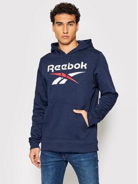 Reebok Reebok Bluza Identity HF9648 Granatowy Regular Fit
