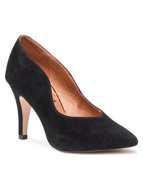 Caprice Caprice Обувки на ток 9-22403-27 Черен