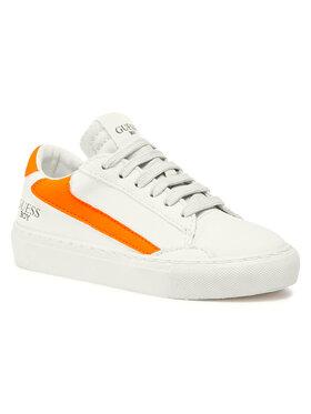 Guess Guess Sneakersy FI6LUJ ELE12 Biały