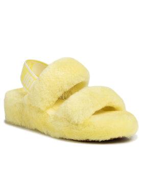 Ugg Ugg Papuče W Oh Yeah 1107953 Žltá