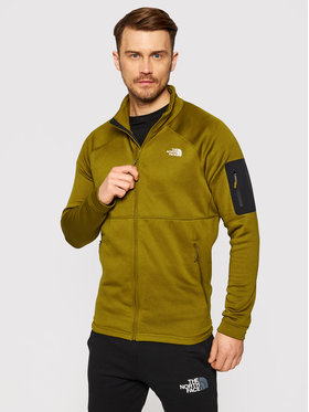The North Face The North Face Bluza Impendor NF0A3L27 Zielony Regular Fit