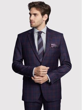Vistula Vistula Κοστούμι Ancona Uno VI0613 Σκούρο μπλε Super Slim Fit