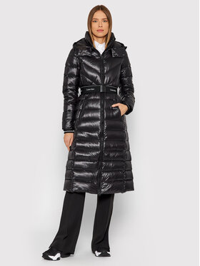 Calvin Klein Jeans Calvin Klein Jeans Пухено яке Lofty K20K203133 Черен Regular Fit