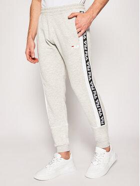 Fila Fila Pantalon jogging Tevin 687699 Gris Regular Fit