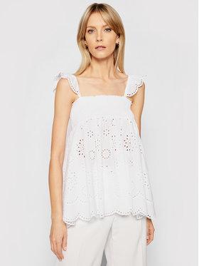 TWINSET TWINSET Top 211TT2593 Blanc Regular Fit