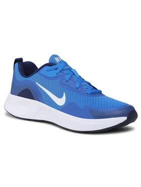 Nike Nike Buty Wearallday (Gs) CJ3816 402 Niebieski