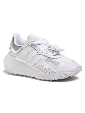 adidas adidas Buty Choigo W FY6499 Biały