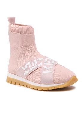 Kenzo Kids Kenzo Sneakersy K19042 Różowy