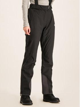 Jack Wolfskin Jack Wolfskin Pantalon de ski Bridgeport 1111841-6000 Noir Regular Fit