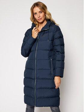 Jack Wolfskin Jack Wolfskin Zimný kabát Crystal Palace 1204131 Tmavomodrá Regular Fit