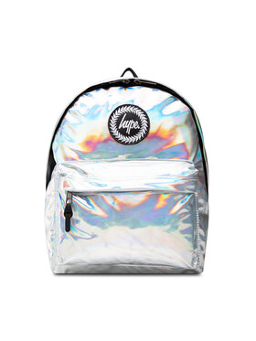 HYPE HYPE Plecak Holographic BTS17023 Srebrny