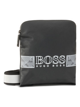 Boss Boss Τσαντάκι Pixel O_S Zip Env 50434814 10225873 01 Γκρι