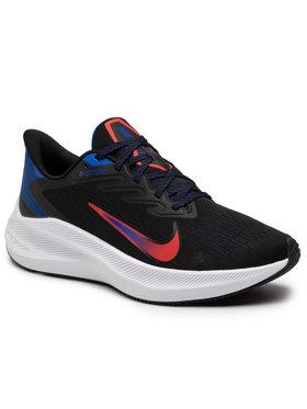 Nike Nike Boty Zoom Winflo 7 CJ0291 006 Černá