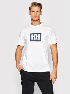 Helly Hansen Helly Hansen Тишърт Box 53285 Бял Regular Fit