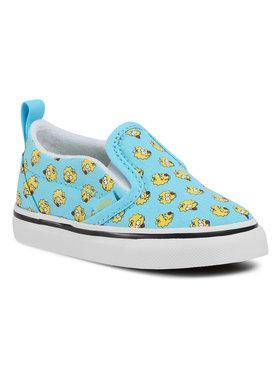 Vans Vans Sneakers aus Stoff Slip-On V VN0A348817J1 Blau