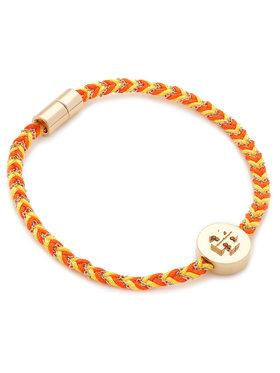 Tory Burch Tory Burch Bracciale Kira Braided Bracelet 78923 Multicolore