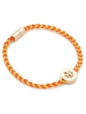 Tory Burch Tory Burch Гривна Kira Braided Bracelet 78923 Цветен