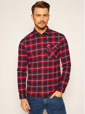 Tommy Jeans Tommy Jeans Koszula Flannel Plaid DM0DM08768 Kolorowy Regular Fit
