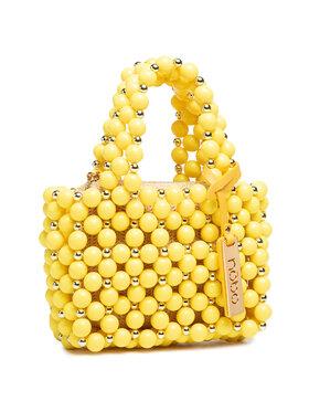 Nobo Nobo Дамска чанта NBAG-K1500-C002 Жълт