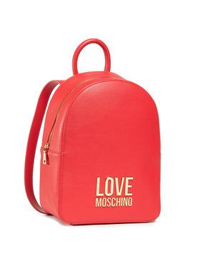 LOVE MOSCHINO LOVE MOSCHINO Ruksak JC4109PP1CLJ050A Červená