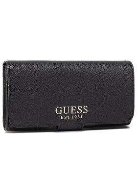Guess Guess Portefeuille femme grand format G Chain (VG) Slg SWVG77 39590 Noir