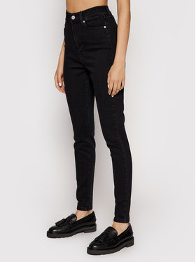 Tommy Jeans Tommy Jeans Traperice Melany DW0DW10283 Crna Super Skinny Fit