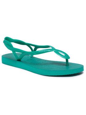 Havaianas Havaianas Sandale Luna Fc 41296972078 Verde