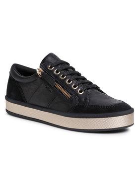 Geox Geox Sneakers D Leelu' E D94FEE 08522 C9997 Noir