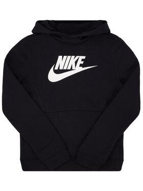Nike Nike Mikina Club BV0783 Černá Standard Fit