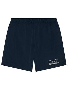 EA7 Emporio Armani EA7 Emporio Armani Short de bain 906005 1P772 06935 Bleu marine Regular Fit