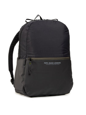 Pepe Jeans Pepe Jeans Hátizsák Laptop Backpack 44cm Pjl Sail 7142321 Fekete