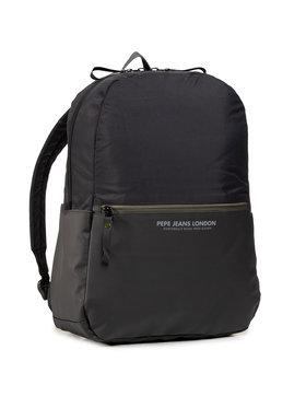 Pepe Jeans Pepe Jeans Kuprinė Laptop Backpack 44cm Pjl Sail 7142321 Juoda