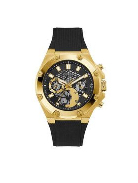 Guess Guess Ρολόι Third Gear GW0334G2 Χρυσό