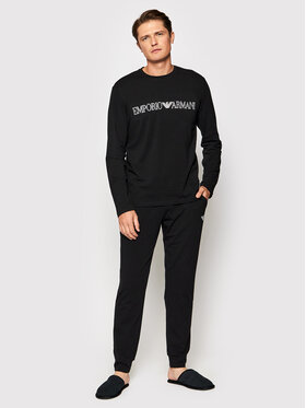Emporio Armani Underwear Emporio Armani Underwear Pyjama 111907 1A516 00020 Noir