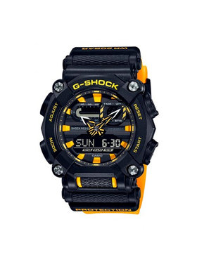 G-Shock G-Shock Ρολόι GA-900A-1A9ER Κίτρινο