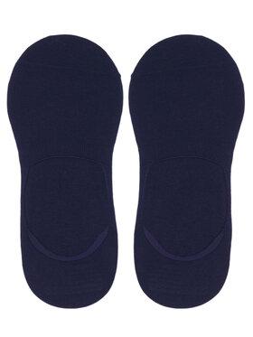 Vistula Vistula Pánské kotníkové ponožky Hidden XZ1136 Tmavomodrá