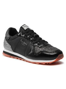 Pepe Jeans Pepe Jeans Sneakers Verona W Winner PLS30722 Noir