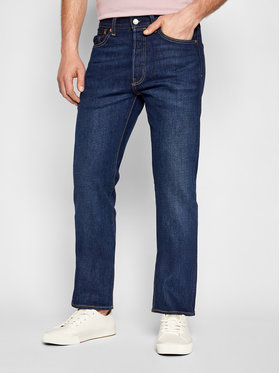 Levi's® Levi's® Jeansy 501® 00501-3139 Granatowy Original Fit