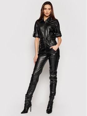 KARL LAGERFELD KARL LAGERFELD Ολόσωμη φόρμα Faux 211W1310 Μαύρο Regular Fit