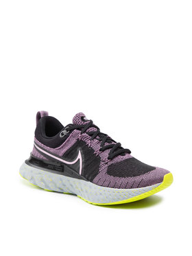 Nike Nike Обувки React Infinity Run Fk 2 CT2423 500 Виолетов