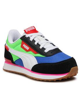 Puma Puma Sneakersy Future Rider Play On Ps 372351 01 Czarny