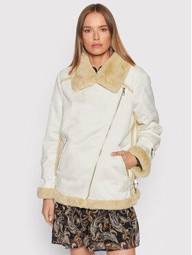 Liu Jo Liu Jo Prijelazna jakna WF1156 E0743 Bijela Regular Fit