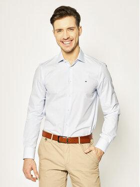Tommy Hilfiger Tailored Tommy Hilfiger Tailored Chemise Print Classic Shirt TT0TT07306 Multicolore Slim Fit